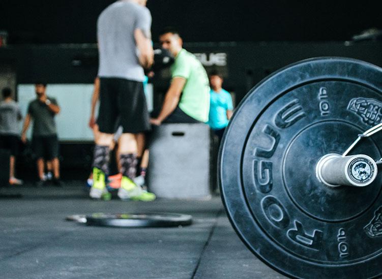 Sala macchine + corso fitness