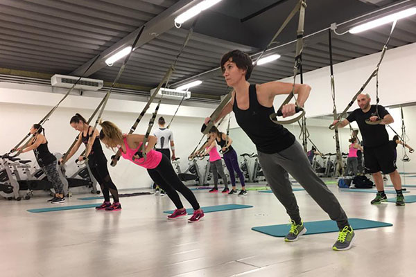 Corsi fitness e palestra, sala macchine a Moimacco (UD)