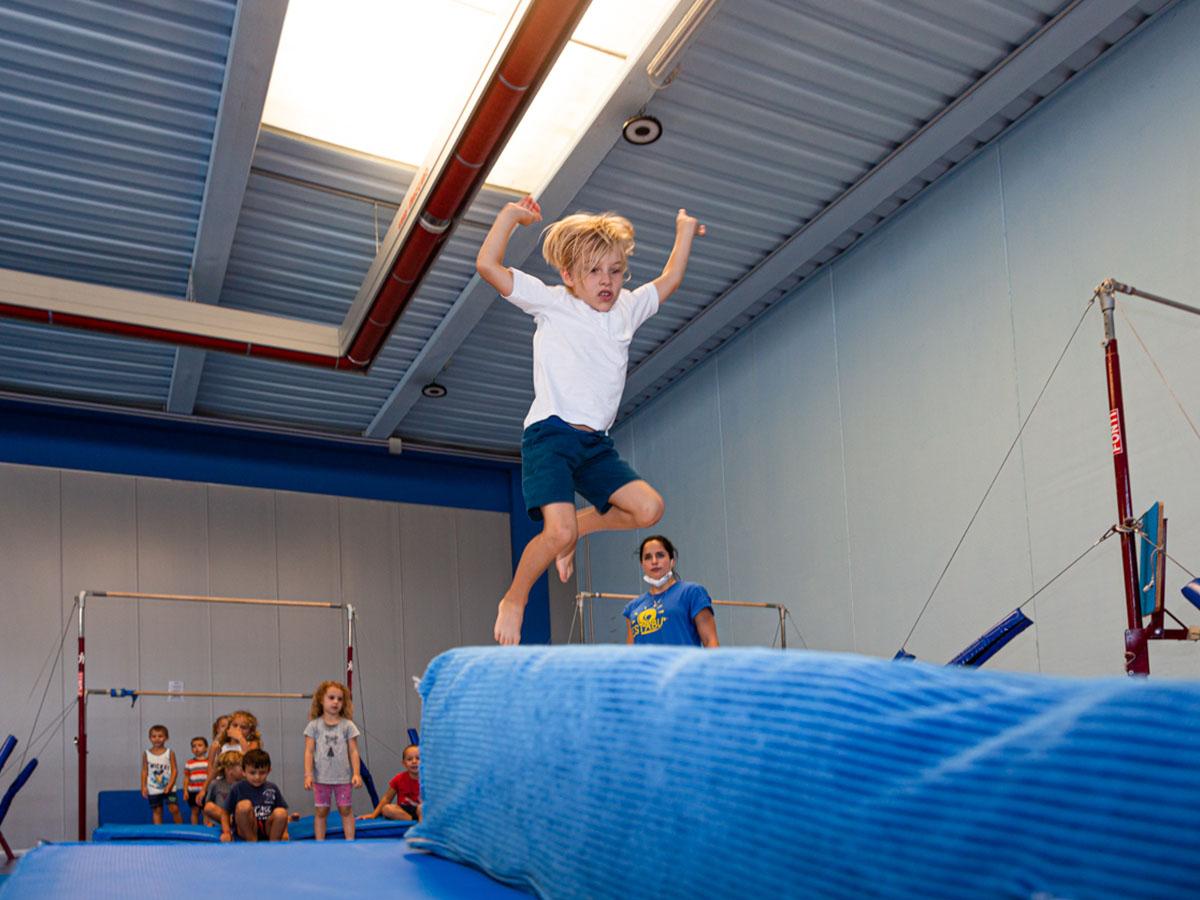 Corsi ginnastica acrobatica a Moimacco - Udine