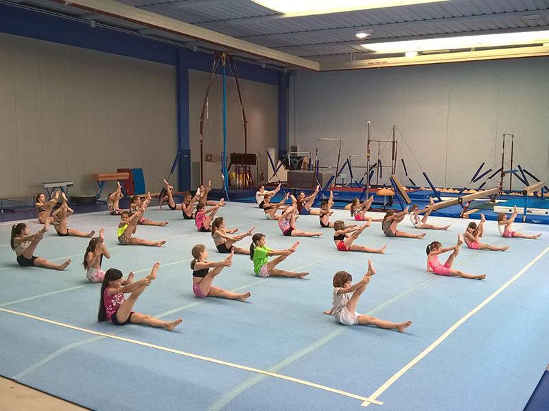 Corsi ginnastica artistica a Moimacco - Udine