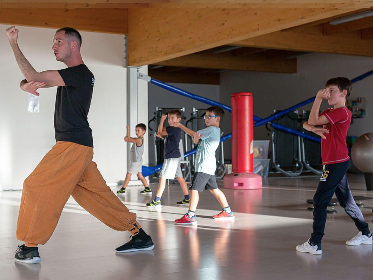Corsi Kung Fu e Tai Chi a Moimacco - Udine