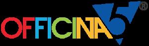 Logo OFFICINA5 palestra Moimacco