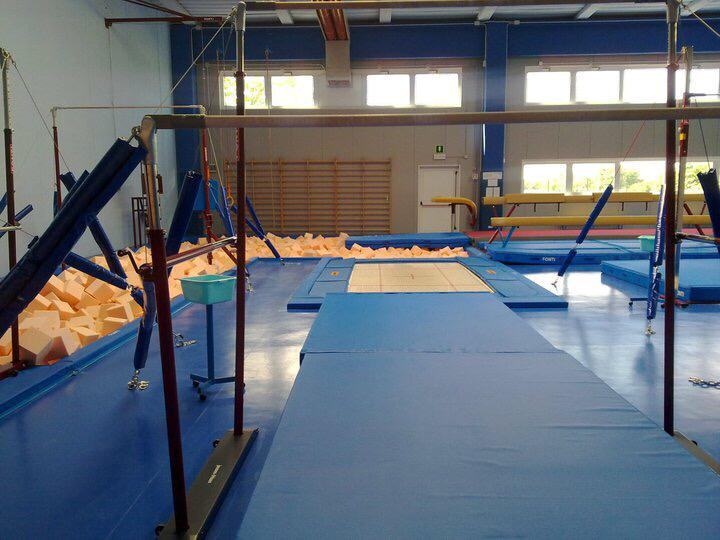 Officina5, palestra ginnastica e sala macchine a Moimacco