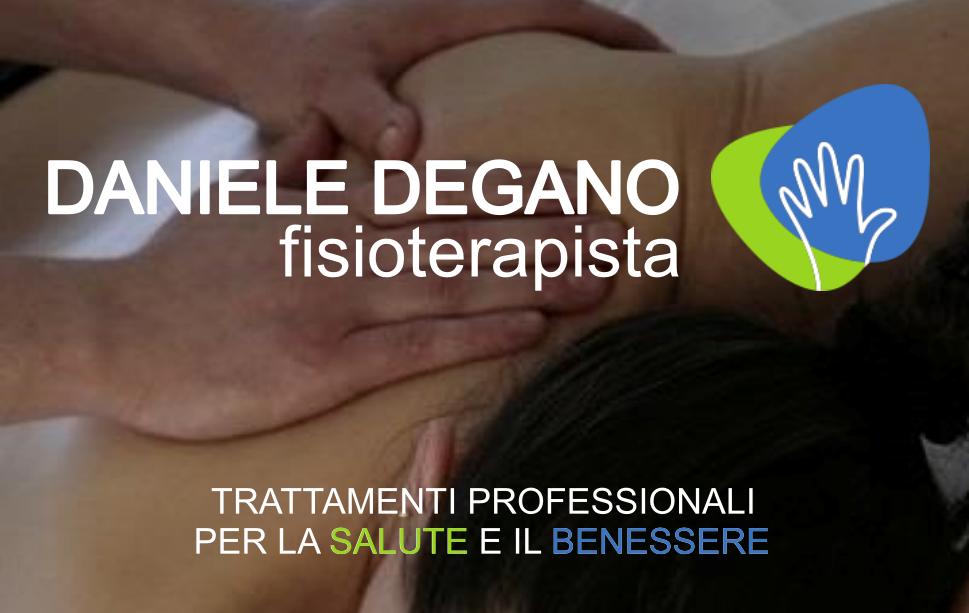 Daniele Degano Fisioterapista