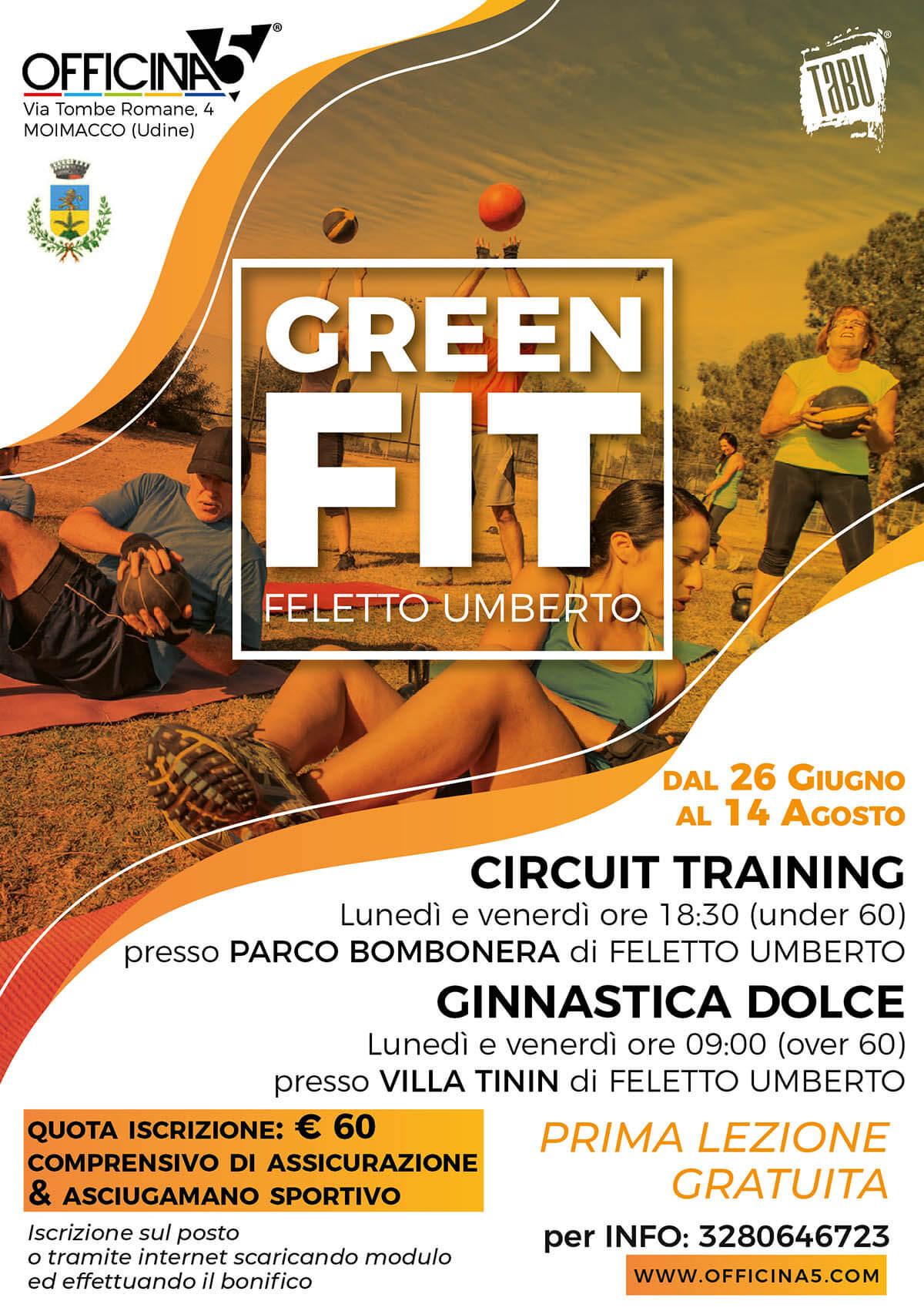 GREEN FIT - Feletto Umberto
