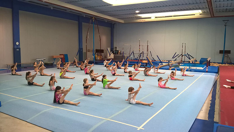 Corsi ginnastica artistica e ritmica a Moimacco