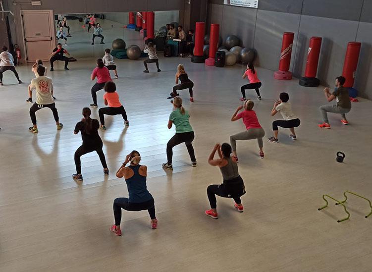 Abbonamento annuale corsi fitness