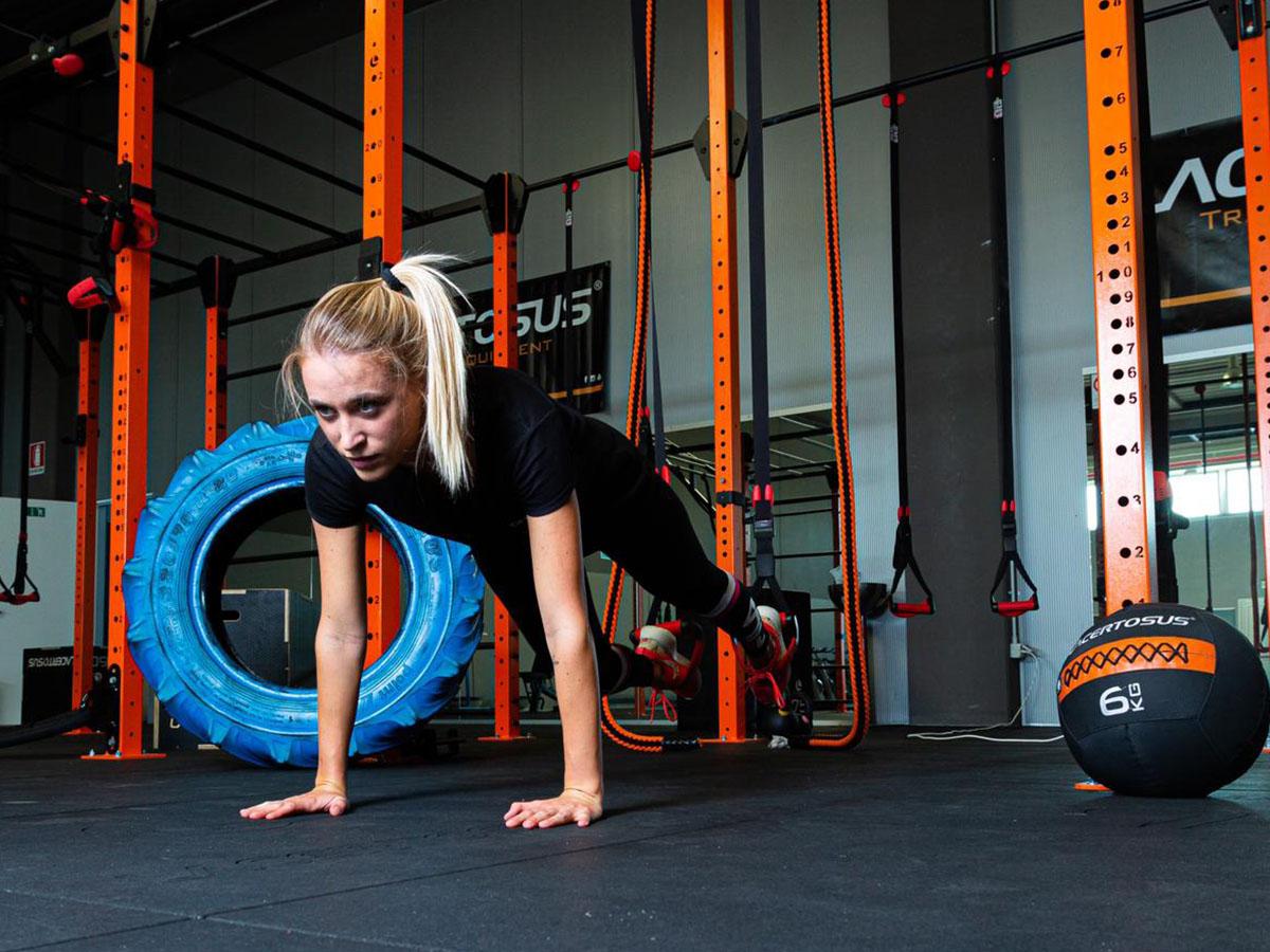 Corsi fitness di Ta.Bu. da Officina5 palestra a Moimacco