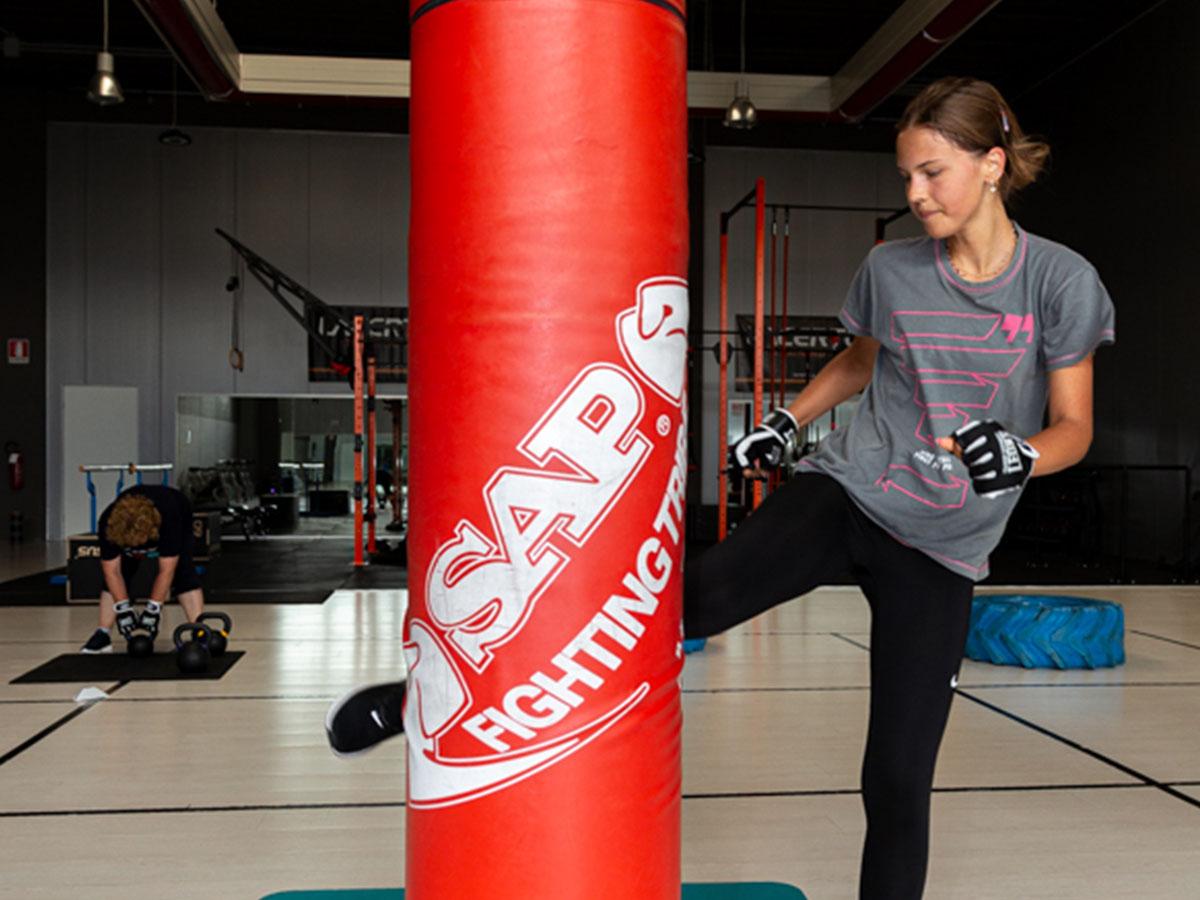 Corso di Sanda Chinese Kick Boxing a Moimacco