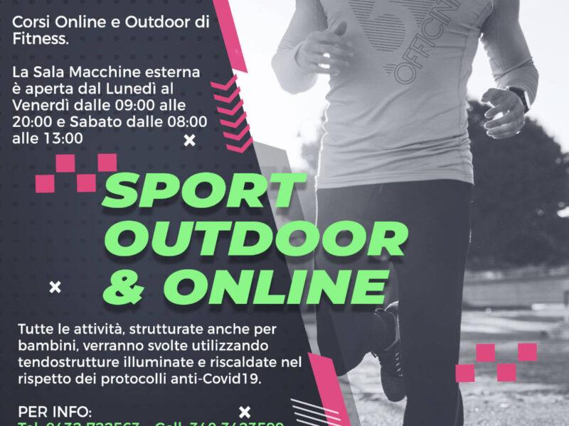 Sport outdoor e online