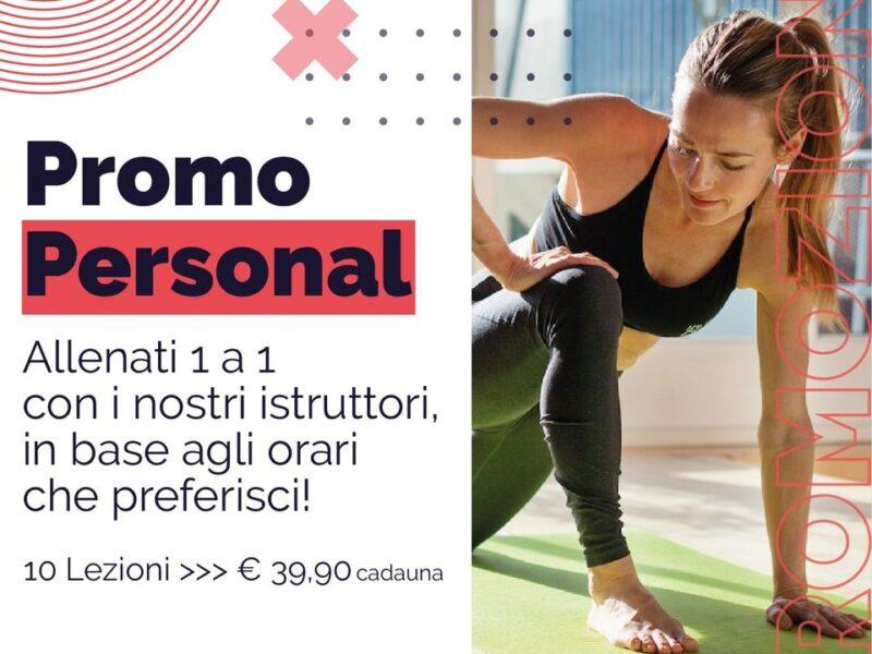 Promo personal trainer