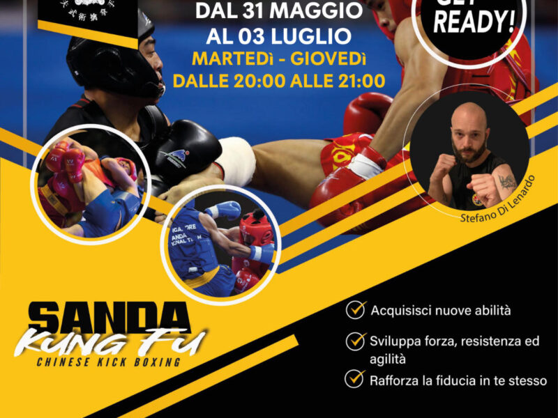 Corso SANDA Kung Fu a Moimacco nella palestra Officina5 vicino a Pradamano, Cividale e Remanzacco