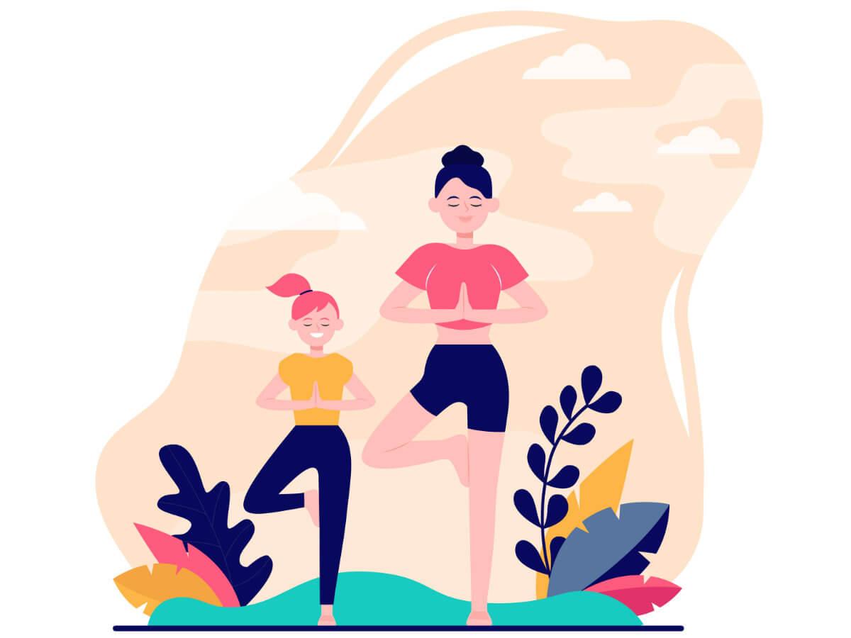 Corso di yoga per adulti a Cividale da OFFICINA5